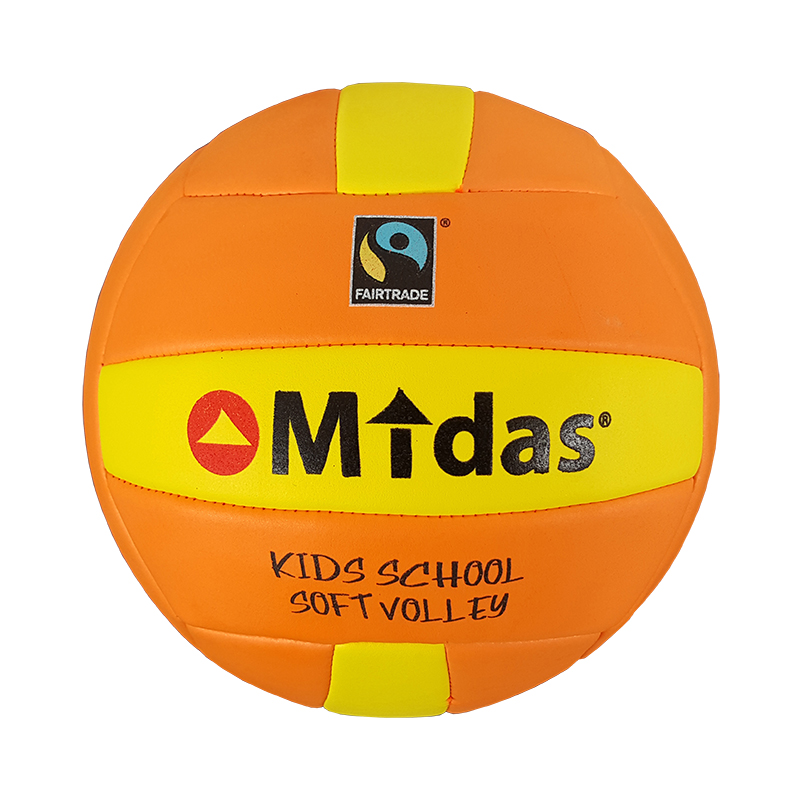 Volleyboll Midas School, Fairtrade