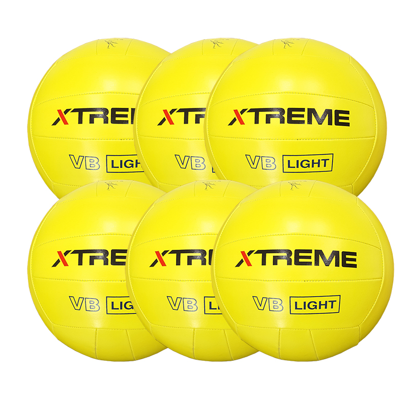Volleyboll Extreme Light, 6 st/fp